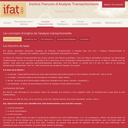 IFAT - Institut Français de l'Analyse Transactionnelle