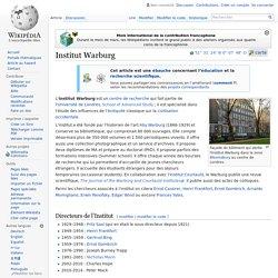 Institut Warburg