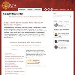 Zen Center: 6/8/2009 Newsletter