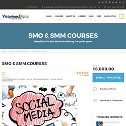 Best SMO training institute Pune,Smo certification courses & classes Pcmc