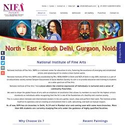 Nifa: Best Fine Arts Institute in Delhi