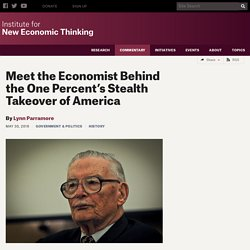 James Buchanan the Economist Behind the One Percent's Stealth Takeover of America