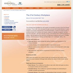 21st Century Skills for Success - The National Institute for Professional Practice