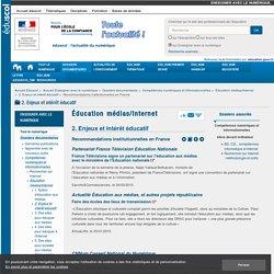 Recommandations institutionnelles en France