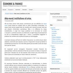 Finance Économie Analyse Recherche Politique Économique