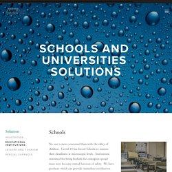 Educational Institutions — Safe Tech Installations Ltd.