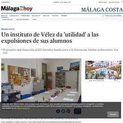 Un instituto de Vélez da 'utilidad' a las expulsiones de sus alumnos