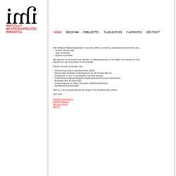 Instituut Maatschappelijke Innovatie
