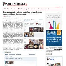 Instragram dévoile sa plateforme publicitaire accessible en libre service-%post_id%