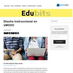 Diseño instruccional en xMOOC — Observatorio de Innovación Educativa