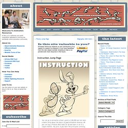 Instruction Jump Page