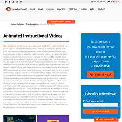 Create Animated Instructional Videos- Broadcast2world