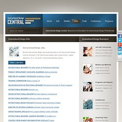 Instructional Design Central