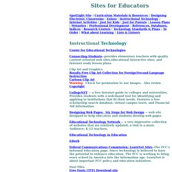 Instructional Technology Sites