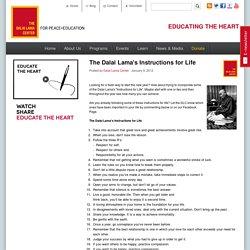 Dalai Lama Center for Peace and Education
