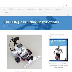 EXPLOR3R Building Instructions - Robotsquare
