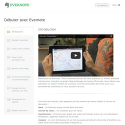 Evernote, guide officiel