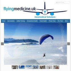 Parachute Skydive Tandem or Instructor Medicals