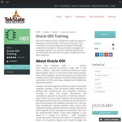 Best ODI Training