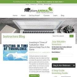 Instructors Blog -