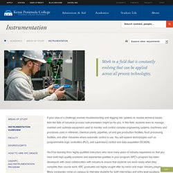 Instrumentation·Kenai Peninsula College