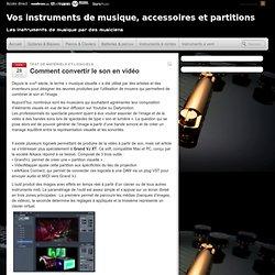 Vos instruments de musique, accessoires et partitions