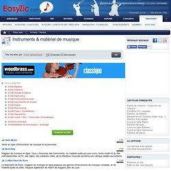 INSTRUMENTS & MATÉRIEL DE MUSIQUE - Les meilleurs sites web gratuits (page 2)