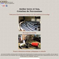 Instruments de musique et récupération