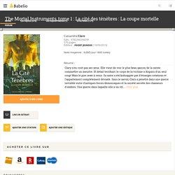 The Mortal Instruments, tome 1 :demande élève ; sort chez PKJ