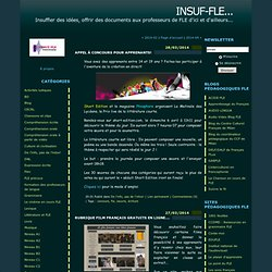Insuf-FLE... : Archives