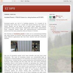 1792418 Ontario Inc, doing business as EZ SIPS