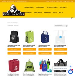 Best insulated reusable bags