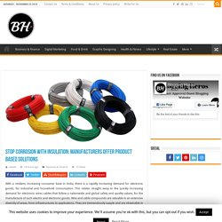 Tips to purchase good electrical wires and cables