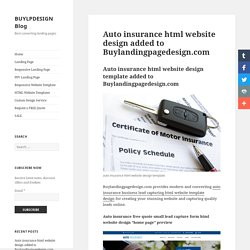 BUYLPDESIGN Blog