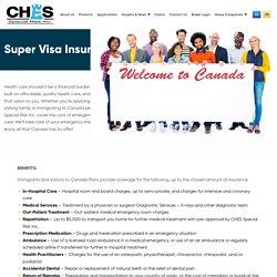 Super Visa Insurance in Canada, Super Visa Travel Insurance, Super Visa Medical Insurance