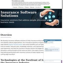 Custom Insurance Software Development Services