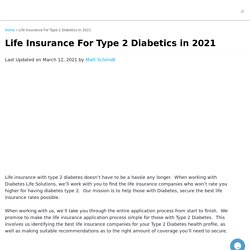 Best Rates and Life Insurance Policies for 2021