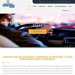 Cheap Car Insurance Houston- Houston National Insurance