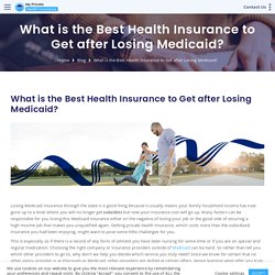 What is the Best Health Insurance to Get after Losing Medicaid?