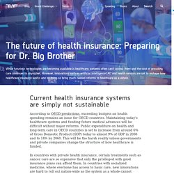 Future Health Insurance: Preparing for Dr. Big Brother