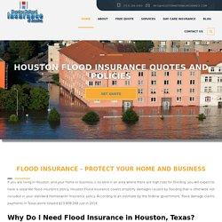 Flood Insurance Agents in Houston, Texas