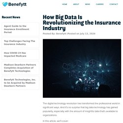Big Data in the Insurance Industry