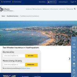 Two Wheeler Insurance in Visakhapatnam: Buy/Renew Bike Insurance Policy in Visakhapatnam