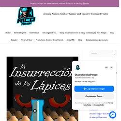 """La Insurrección de los Lápices – the spanish version of """"uprising of the pencils"""" – Will be available soon"""