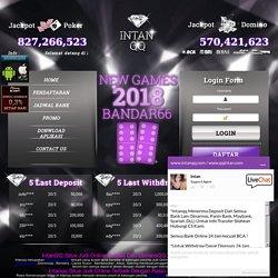 Intanqq Situs Judi Poker DominoQQ Bandarq Online Terbaik