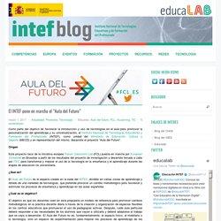 """El INTEF pone en marcha el """"Aula del Futuro"""""""