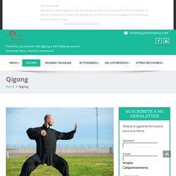 Alquimia Interna: Fomento y promoción del Qigong y del Taijiquan