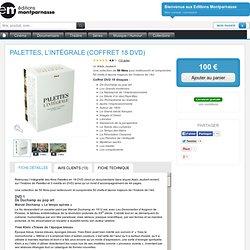 Palettes, l'intégrale (Coffret 18 DVD)