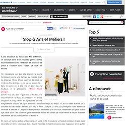 Le concept store Artisan Social Designer propose des objets intégralement conçus de façon artisanale - Stop à Arts et Métiers ! - Art de vivre