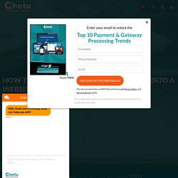 How to Integrate a Payment Gateway into a Website